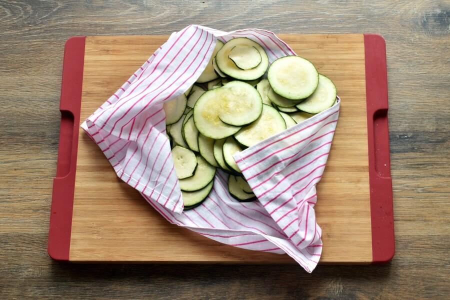 Gluten Free Crustless Zucchini Quiche recipe - step 3