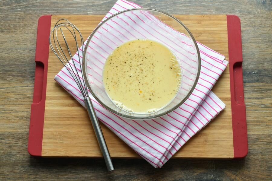 Gluten Free Crustless Zucchini Quiche recipe - step 4
