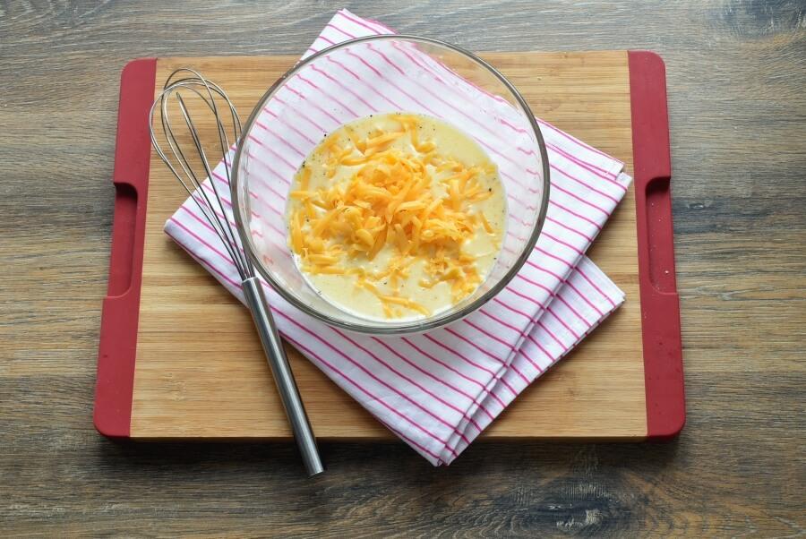 Gluten Free Crustless Zucchini Quiche recipe - step 5