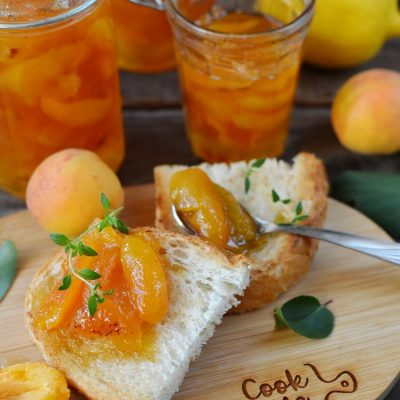 Dried apricot jam Recipe-Homemade Dried apricot jam-Delicious Dried apricot jam