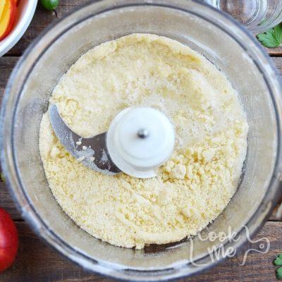 Gooseberry Nectarine Galette recipe - step 3