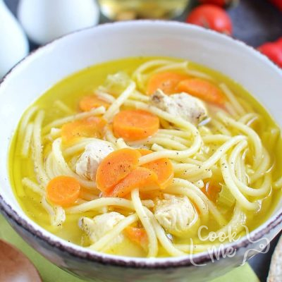 Gluten-Free Homemade Chicken Noodle Soup Recipe-How To Make Gluten-Free Homemade Chicken Noodle Soup-Delicious Gluten-Free Homemade Chicken Noodle Soup