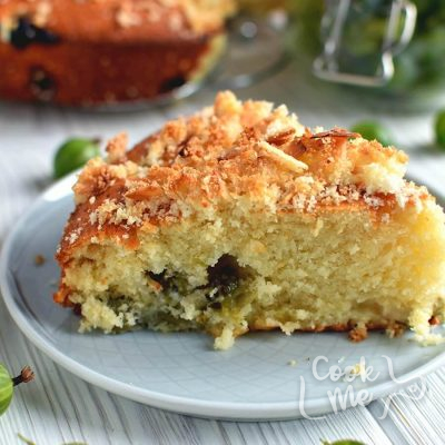 Gooseberry Coconut Cake Recipe- How to make Gooseberry Coconut Cake-Delicious Gooseberry Coconut Cake