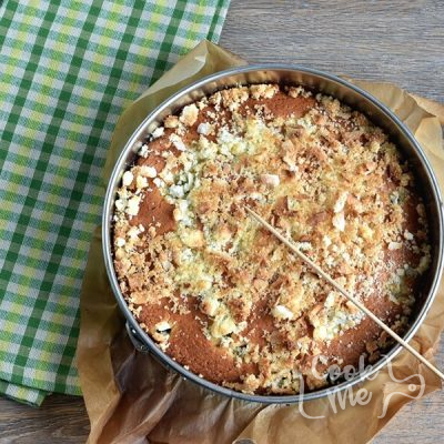 Gooseberry Coconut Cake recipe - step 8
