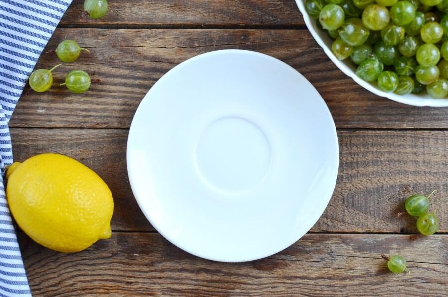 Gooseberry Jam recipe - step 1