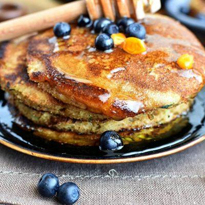 Healthy Greek Yogurt Zucchini Pancakes Recipe-Homemade Healthy Greek Yogurt Zucchini Pancakes-Delicious Healthy Greek Yogurt Zucchini Pancakes
