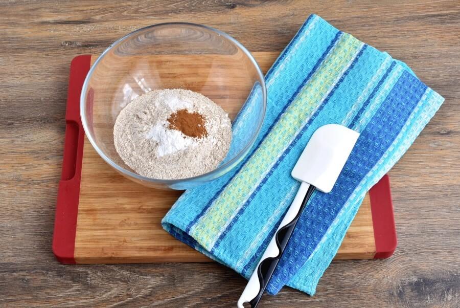 Healthy Greek Yogurt Zucchini Pancakes recipe - step 1