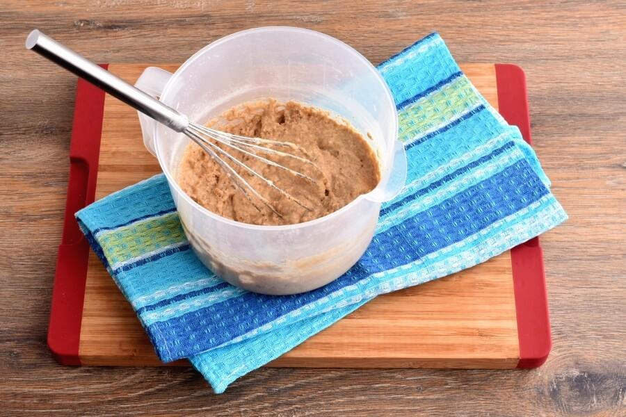 Healthy Greek Yogurt Zucchini Pancakes recipe - step 3