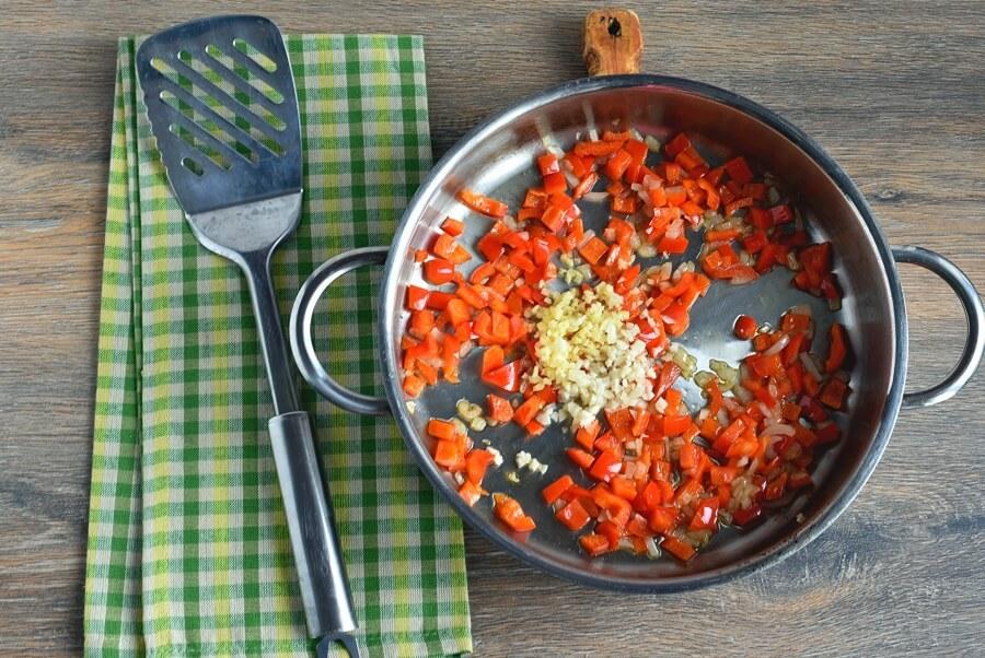 Gluten Free Lamb Stuffed Eggplant recipe - step 5