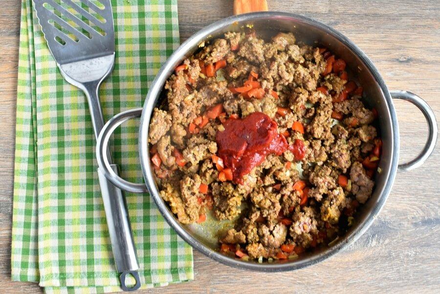 Gluten Free Lamb Stuffed Eggplant recipe - step 7