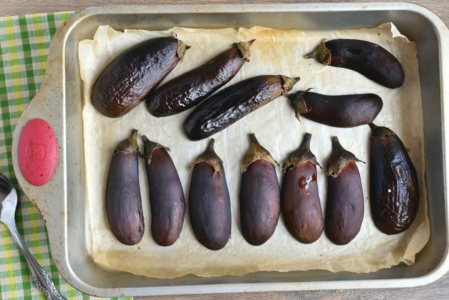 Gluten Free Lamb Stuffed Eggplant recipe - step 3