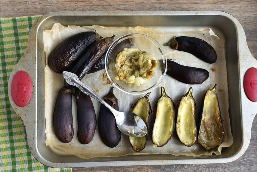 Gluten Free Lamb Stuffed Eggplant recipe - step 9