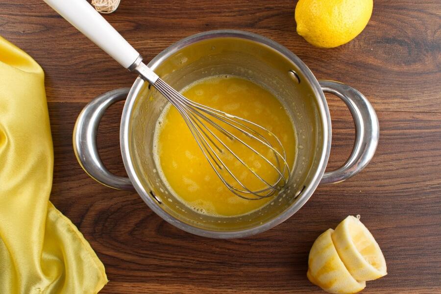 Lemon Curd recipe - step 1