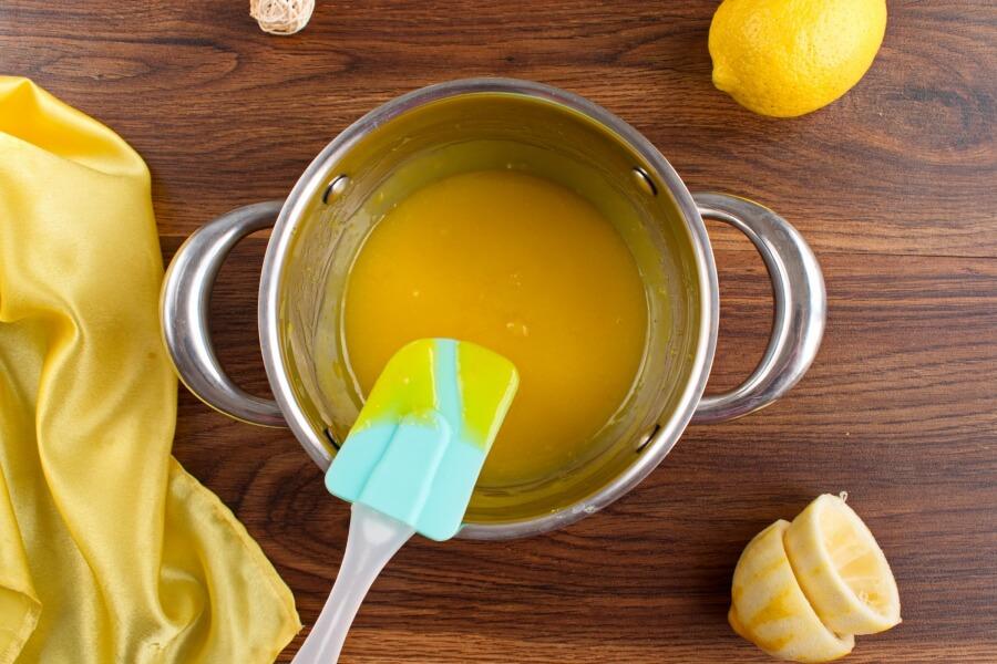 Lemon Curd recipe - step 2