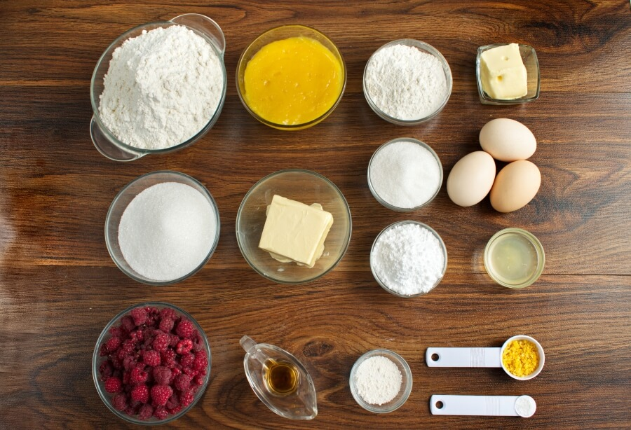 Lemon and Raspberry Coffee Cake recipe-Lemon & Raspberry Coffee Cake-Lemon-Raspberry Coffeecake