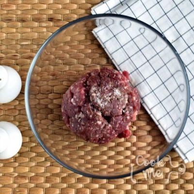 Keto Meatball and Tomato Salad recipe - step 1