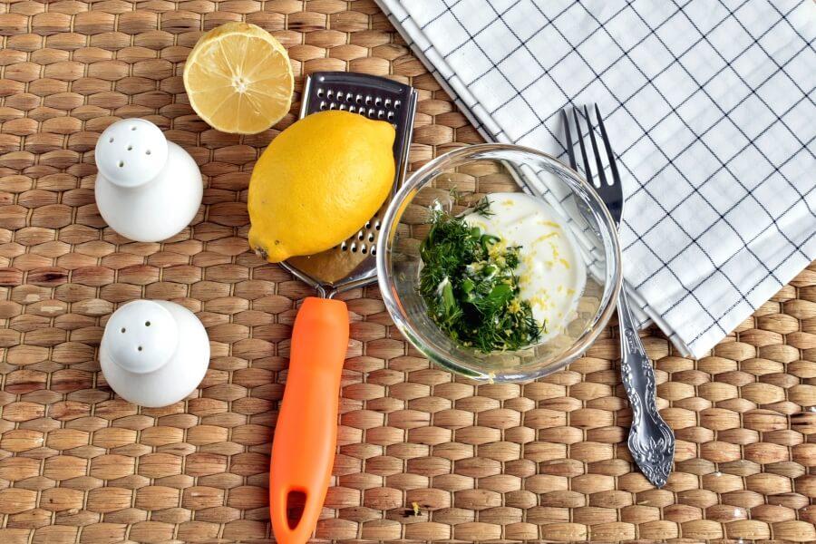 Keto Meatball and Tomato Salad recipe - step 4