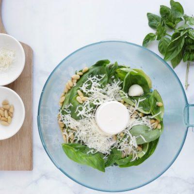 Minestrone Verde recipe - step 1