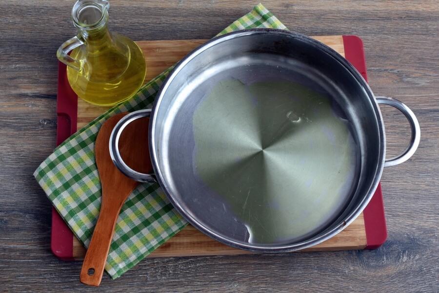 Parmesan Zucchini and Corn recipe - step 1