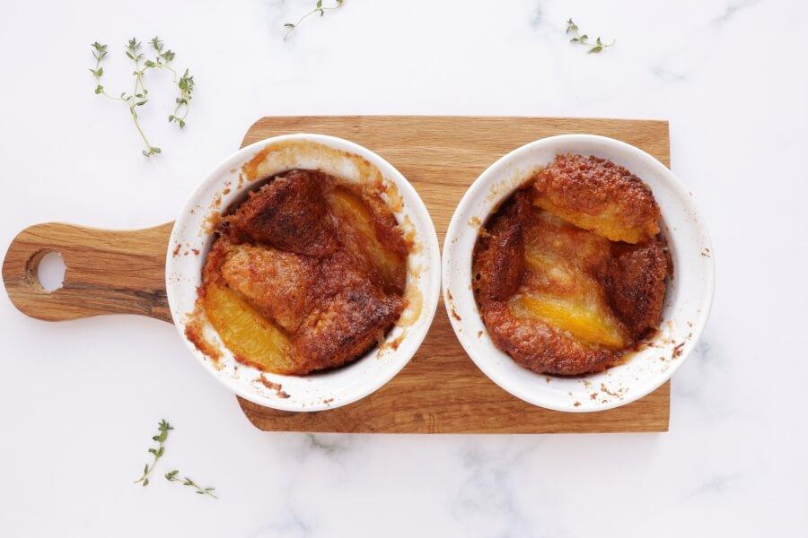 Peach Cobbler recipe - step 7