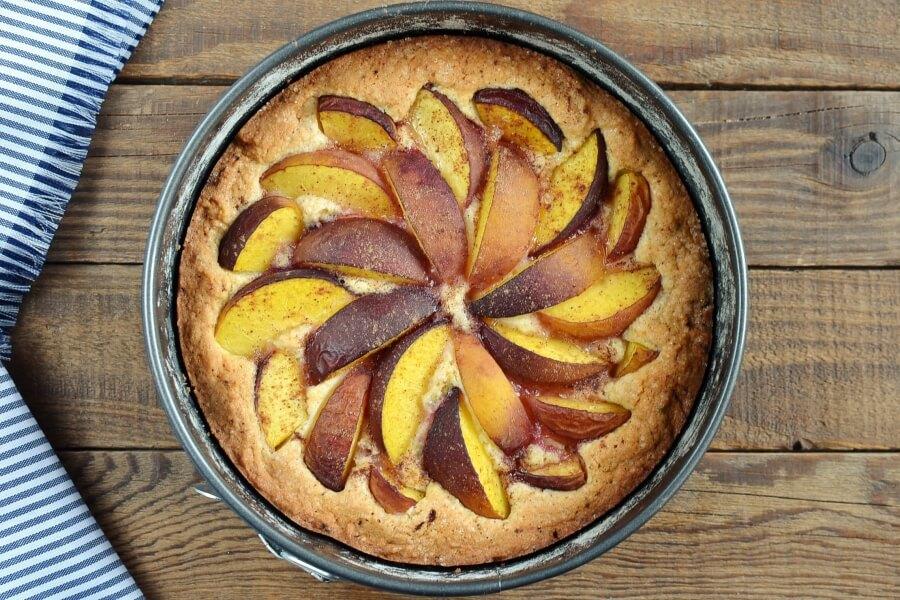 Peach Kuchen recipe - step 8