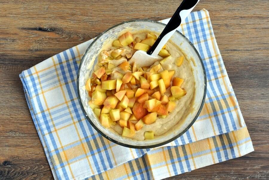 Peach Streusel Muffins recipe - step 7