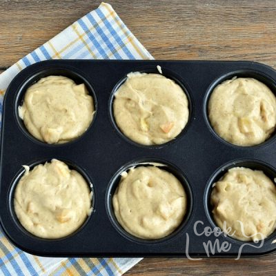Peach Streusel Muffins recipe - step 8