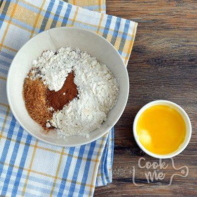 Peach Streusel Muffins recipe - step 2