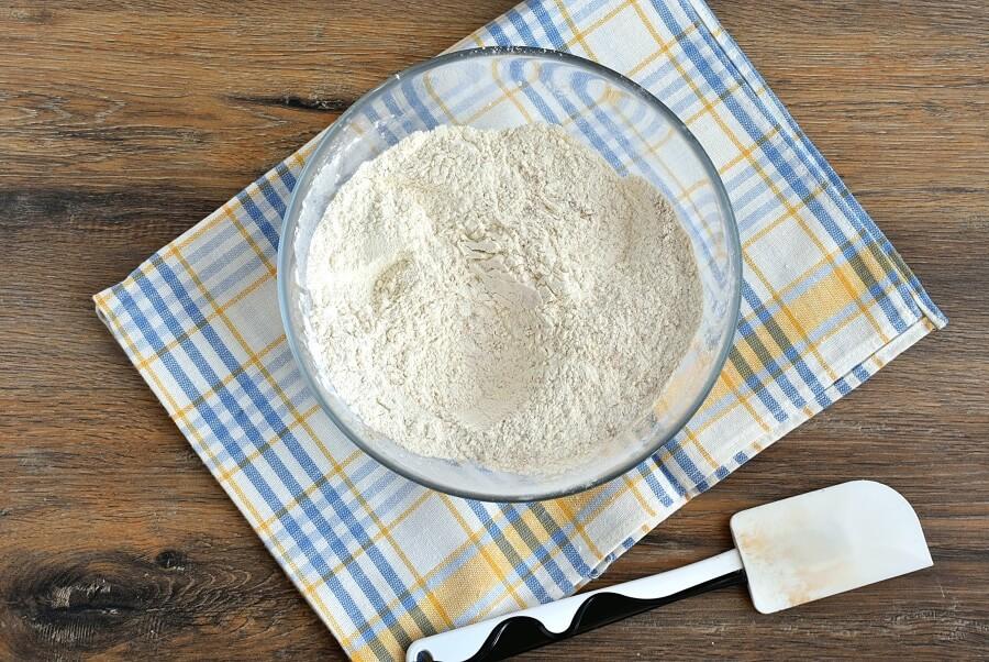 Peach Streusel Muffins recipe - step 5