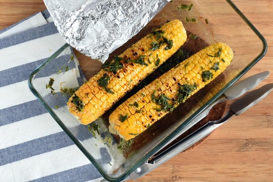 Perfect Vegan Corn on the Cob recipe - step 6