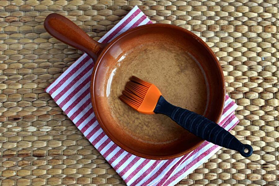Vegan Raspberry Almond Baked Oatmeal recipe - step 1