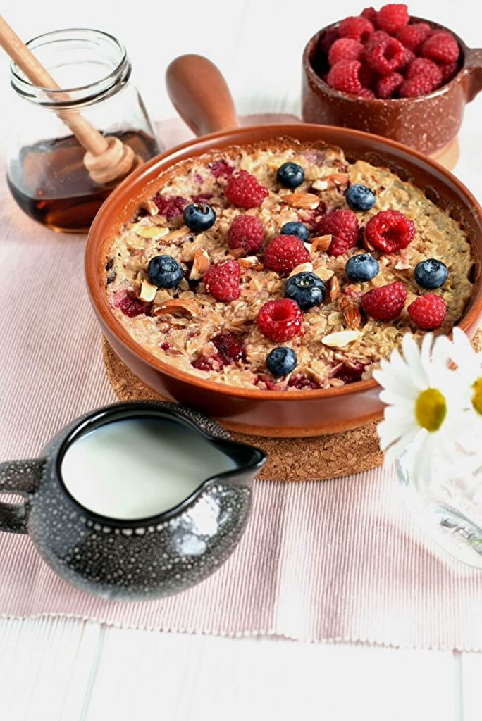 Delicious breakfast when you're on the go