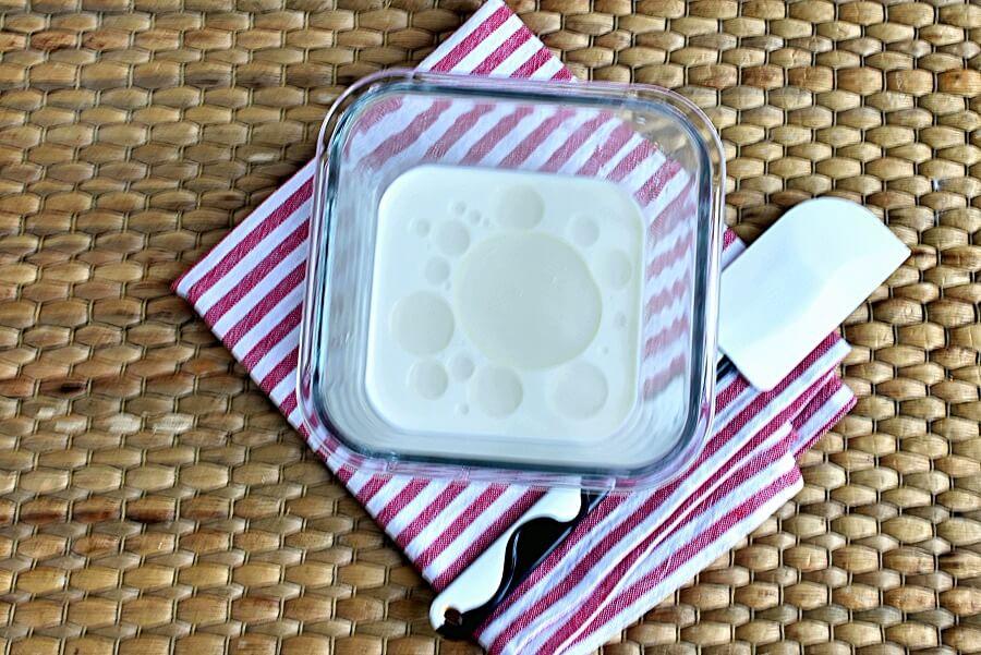 Vegan Raspberry Almond Baked Oatmeal recipe - step 3