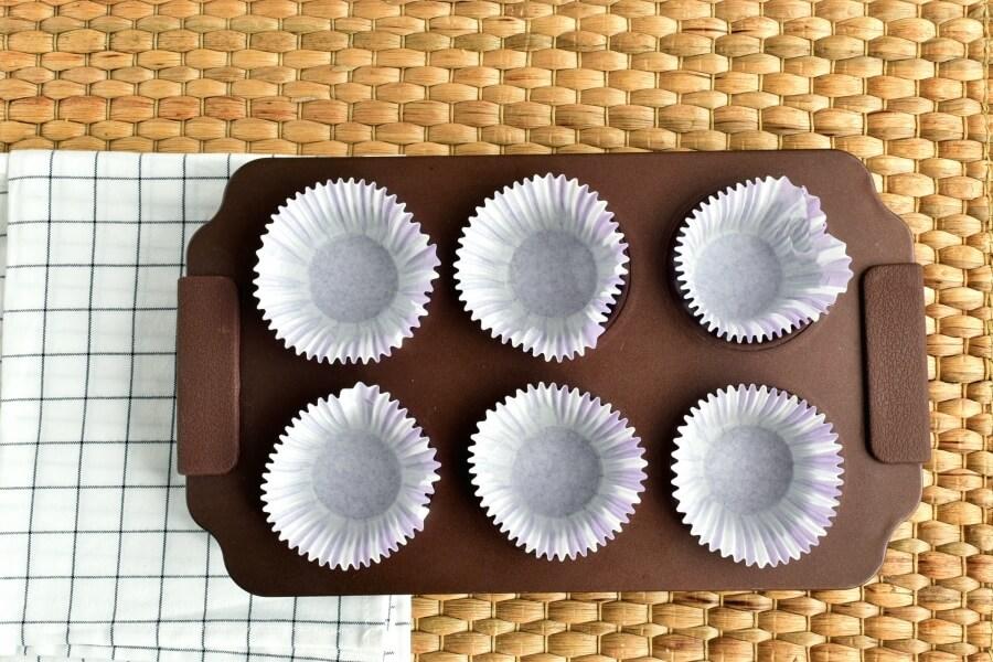 Raspberry Lemon Crumb Muffins recipe - step 1