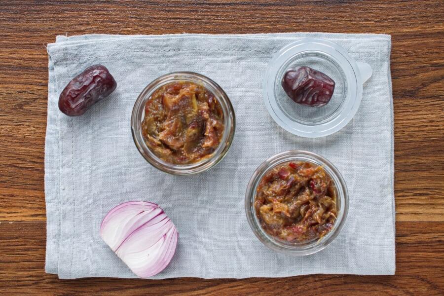 Rhubarb and Date Chutney recipe - step 5