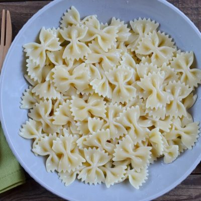 Sesame Pasta Chicken Salad recipe - step 2