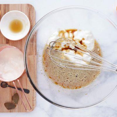 Skinny Apricot Loaf Cake recipe - step 3
