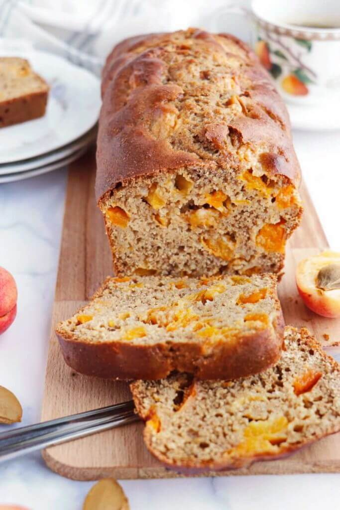 Low Calorie Apricot Oven Loaf