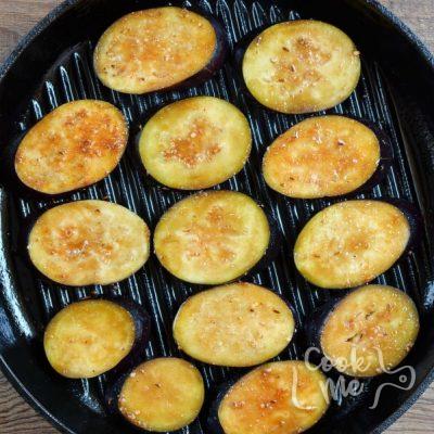 Vegan Smoky Grilled Eggplant recipe - step 4