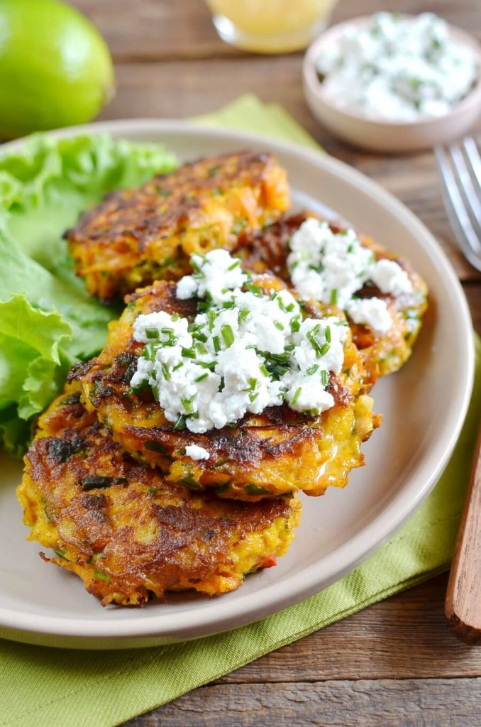 Spice Up Your Savory Carrot Cakes