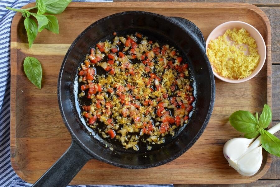 Summer Pea Pasta recipe - step 2