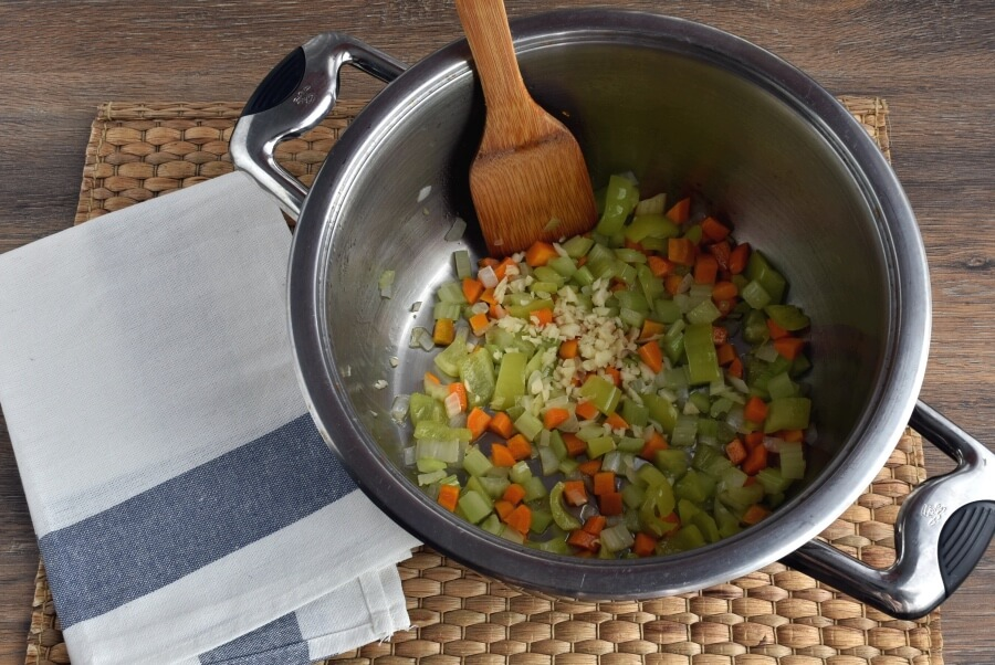 The Best Detox Cabbage Soup recipe - step 2