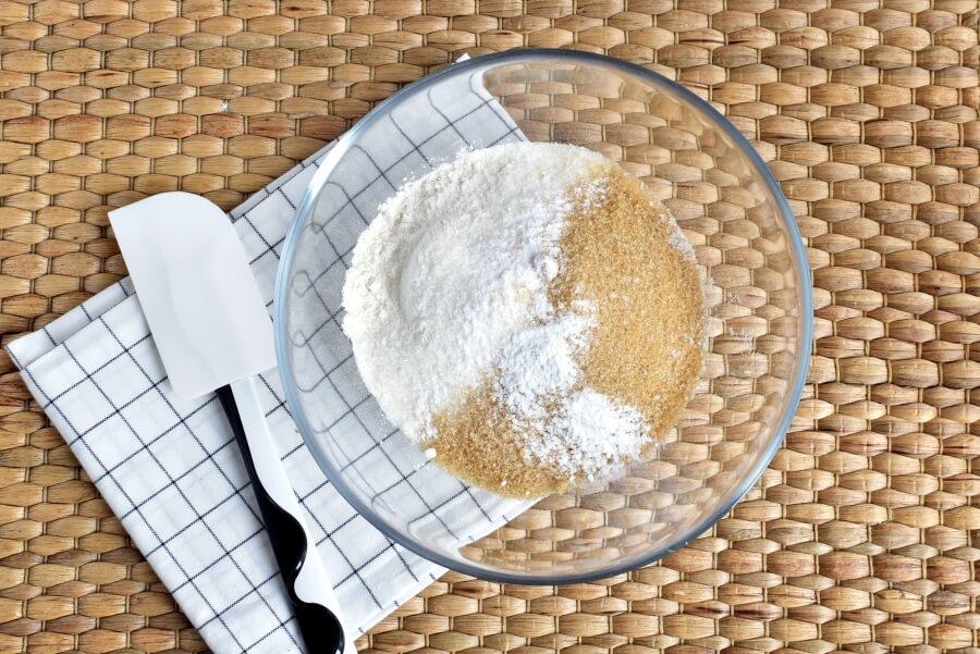 The Best Raspberry Bread recipe - step 2