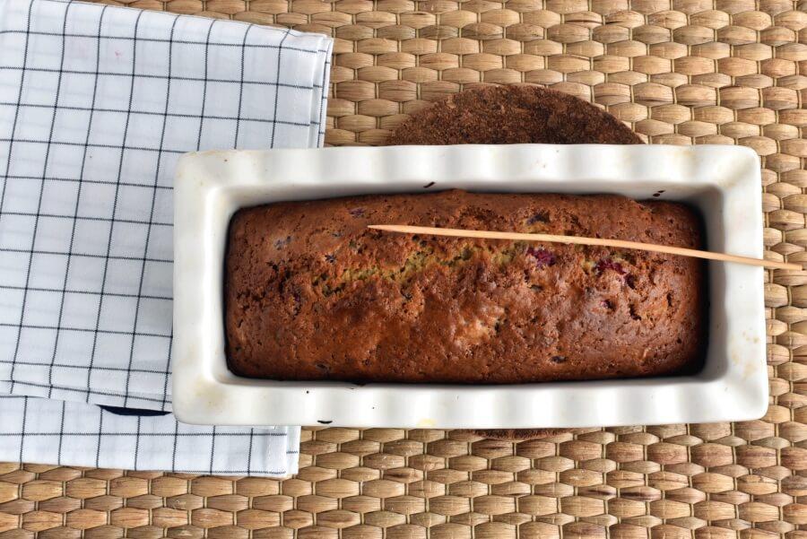 The Best Raspberry Bread recipe - step 8