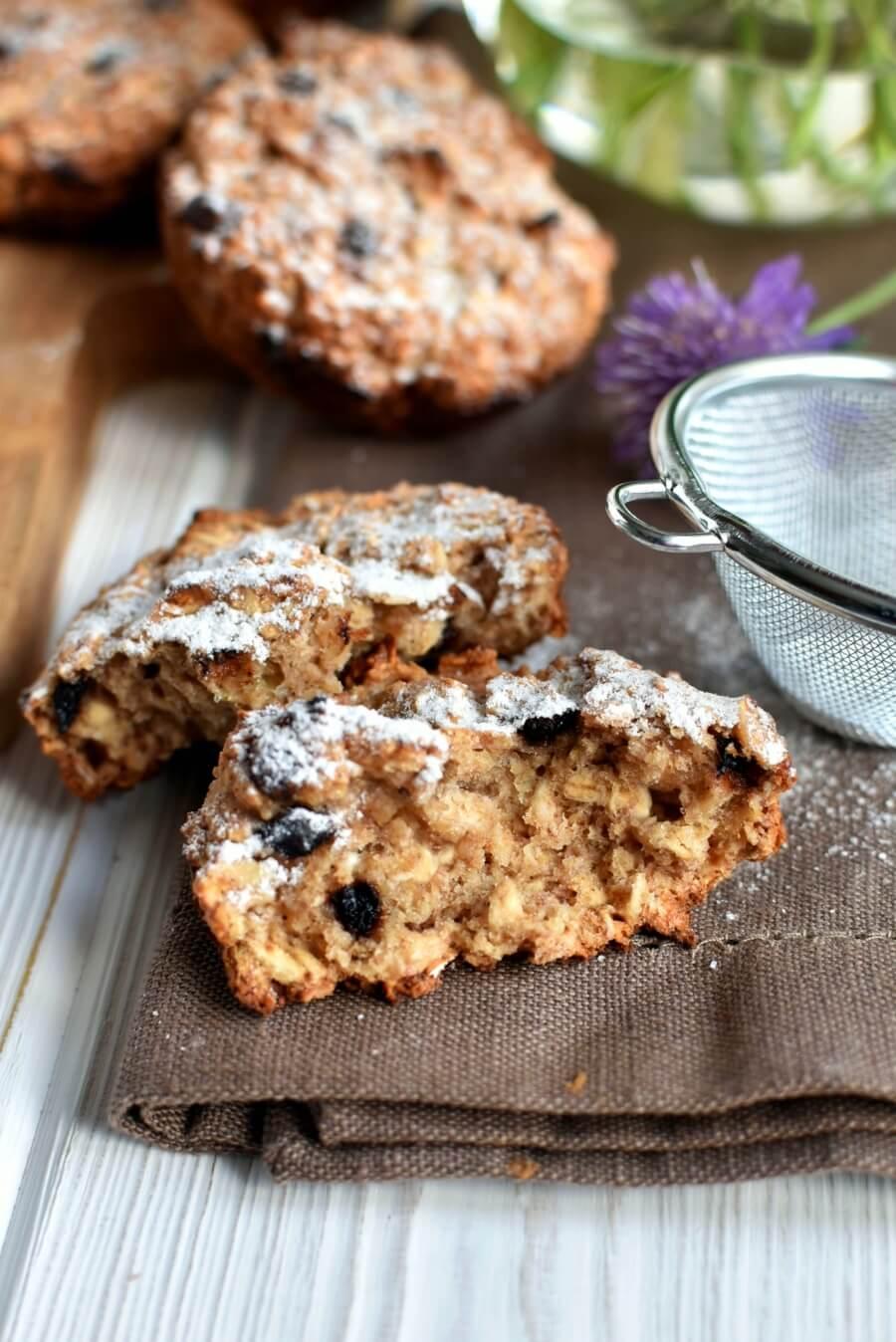 Vegan Banana Bread Breakfast Muffins Recipe - Cook.me Recipes