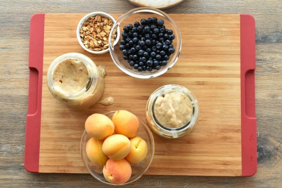 Vegan Banana Chai Smoothie Parfait recipe - step 3