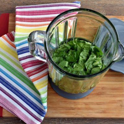 Perfect Vegan Green Smoothie recipe - step 1
