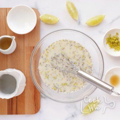 Vegan Key Lime Pie Chia Pudding recipe - step 1