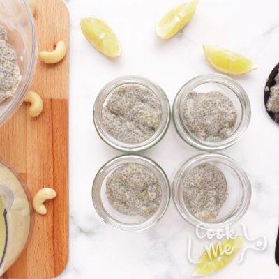 Vegan Key Lime Pie Chia Pudding recipe - step 4