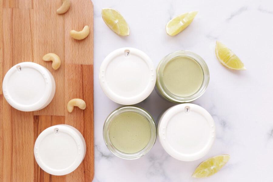 Vegan Key Lime Pie Chia Pudding recipe - step 5